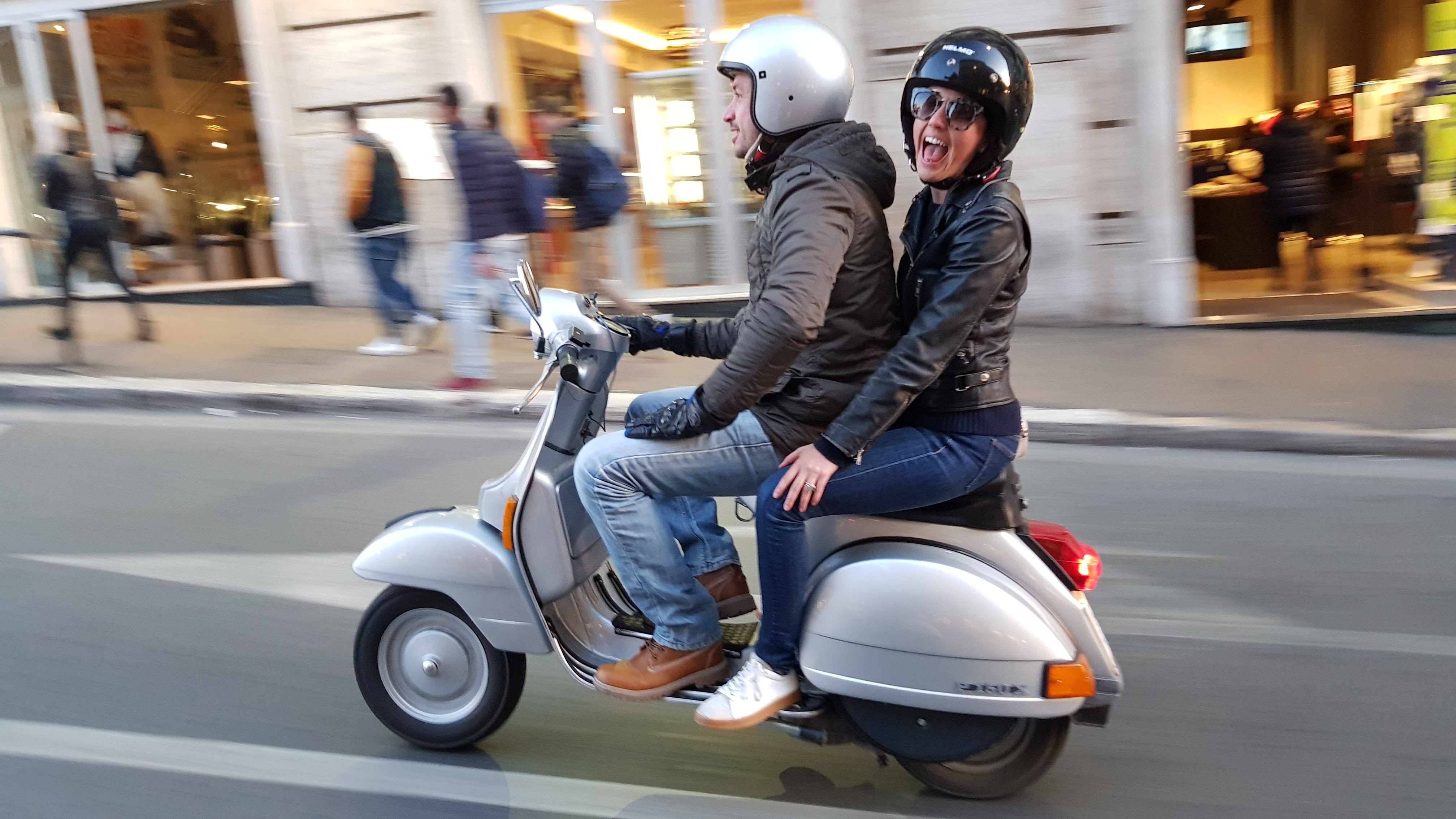 See Rome on a Vintage Vespa: The perfect way to tour the City! » EFTM