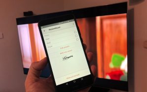 Twist the TV in your direction with your smartphone: Vogels…