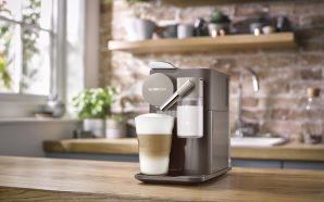 New All-In-One Nespresso Machine