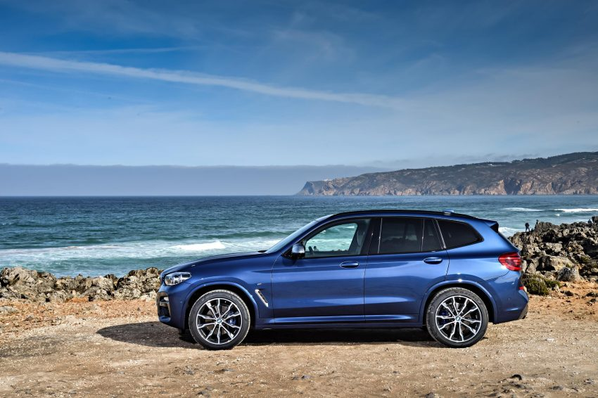 BMW X3 M40i on sale in Australia in July