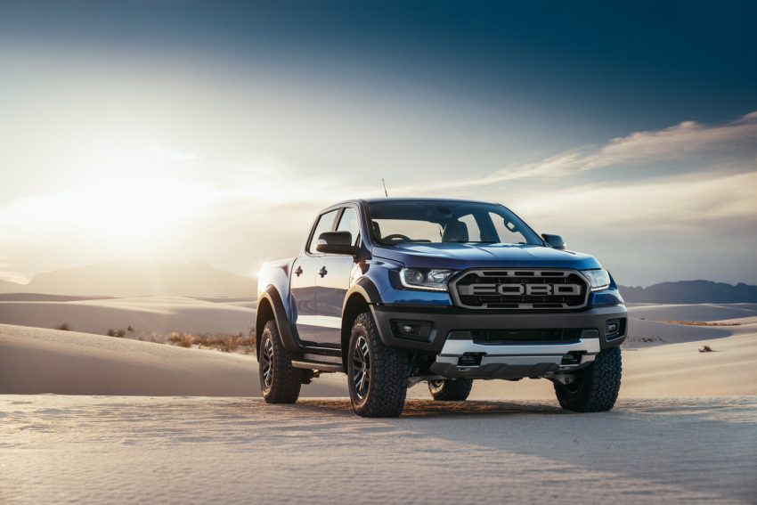 2019 Ford Ranger Raptor Makes Brief Online Debut Looking Mean and Sexy