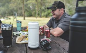 The unbreakable bottle: Pelican creates the Traveler, forget the plastic.