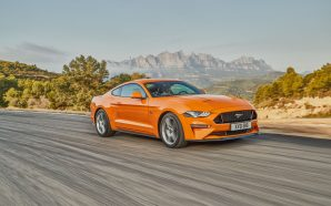 2018 Ford Mustang – Faster and more advanced.