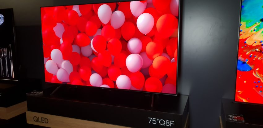Samsung's 2018 QLED TVs will blend into your wall » EFTM