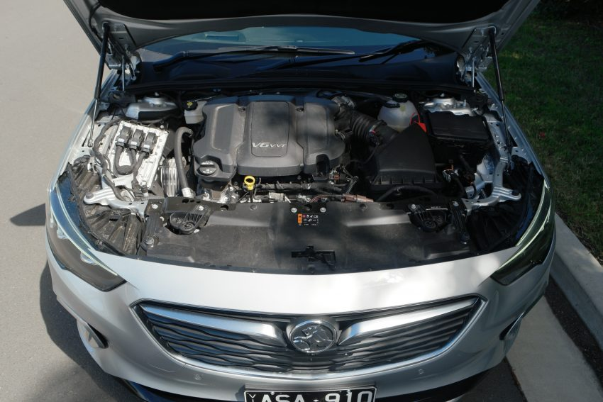 Holden Commodore VXR - Quick Fix » EFTM