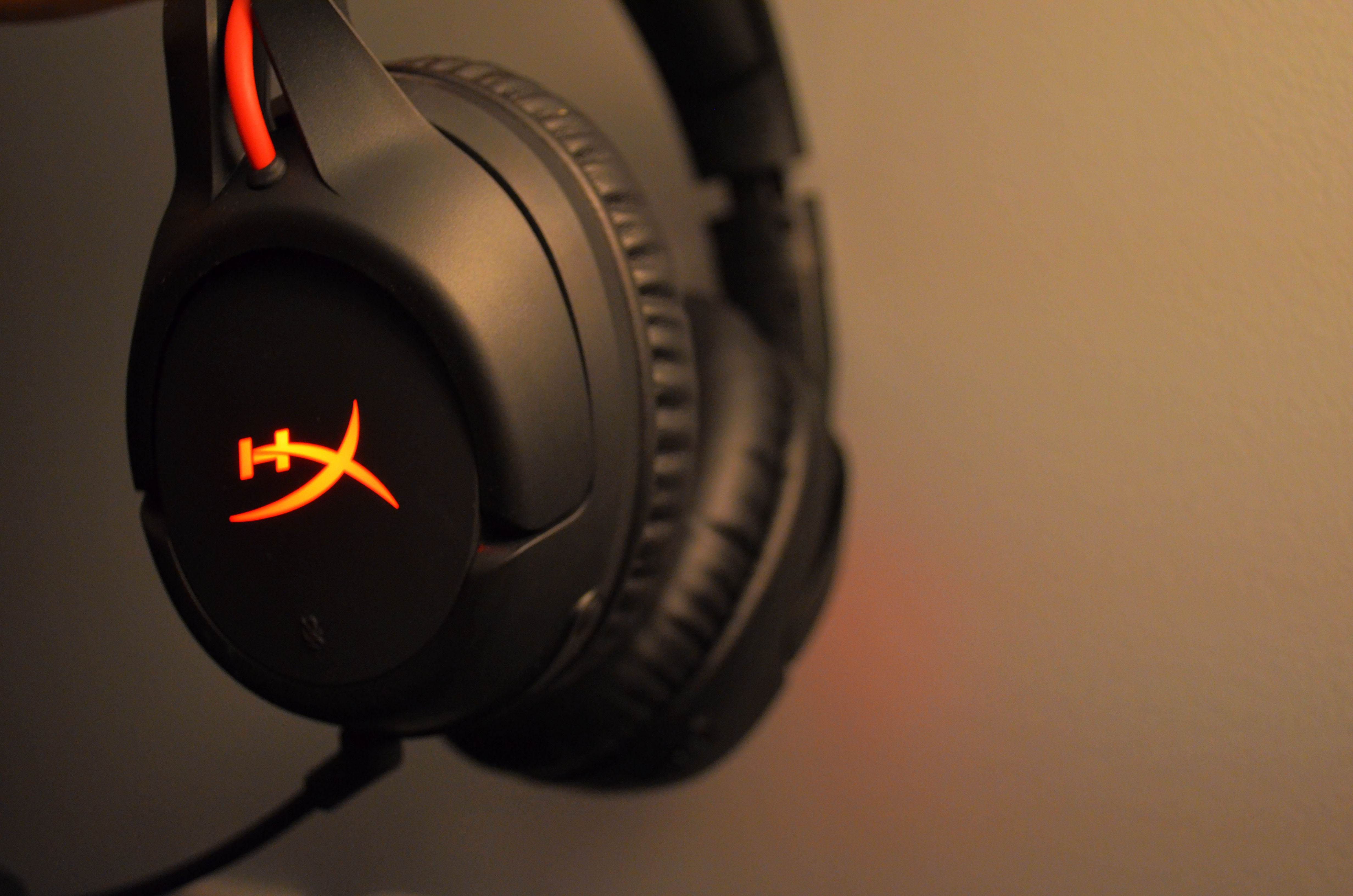 sports shoes d3b8c 39ab1 HyperX Cloud Flight - Wireless, light and powerful? Surely not.. » EFTM