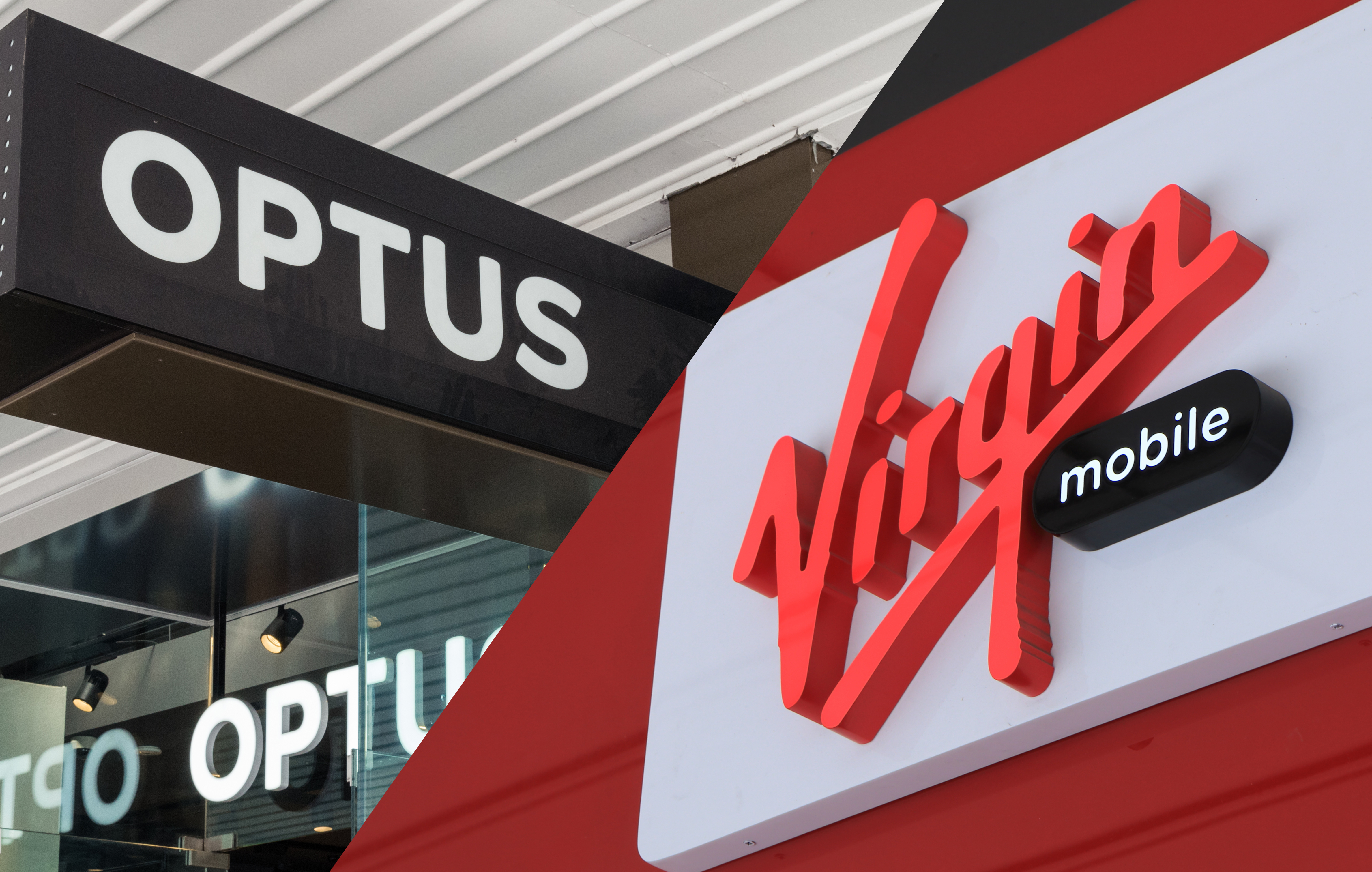 Optus shutting down Virgin Mobile and the ACCC issues a $1 5