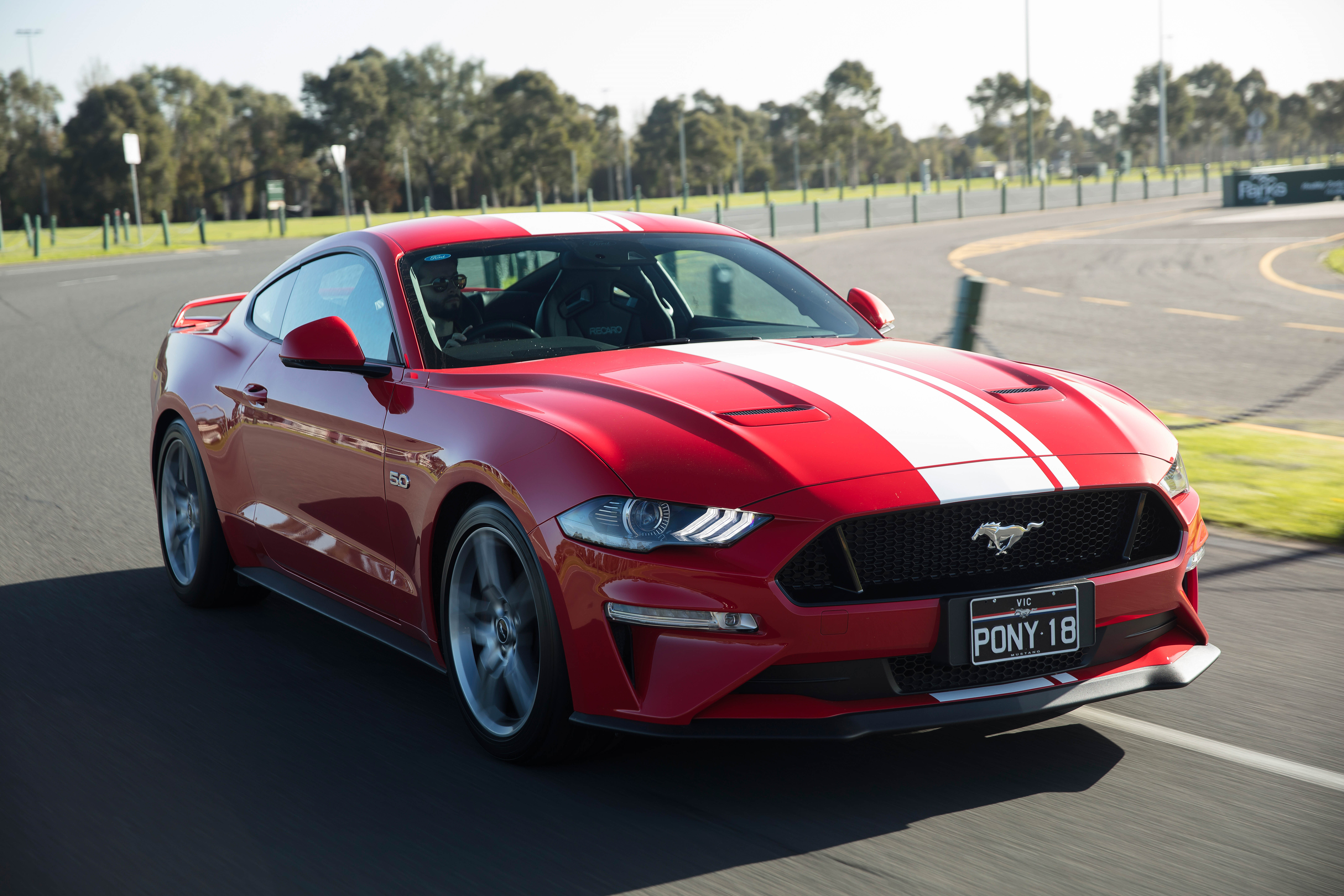 2018 ford mustang gt fastback quickest mustang ever eftm