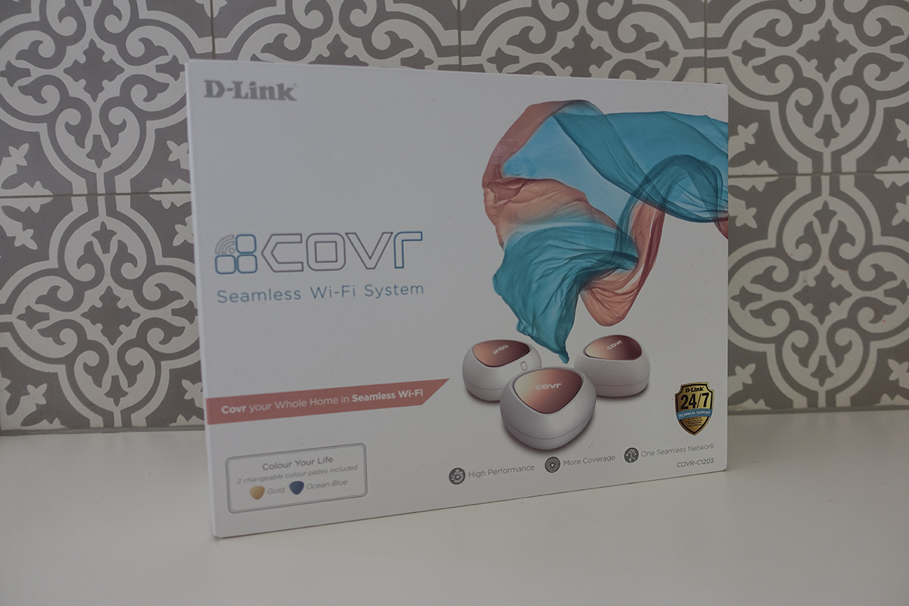 D Link Covr Wifi Router Review Connectivity Throughout