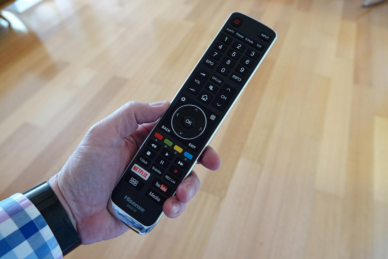 Hisense 75 Inch Series 9 ULED Review - Go Big or Go Home » EFTM