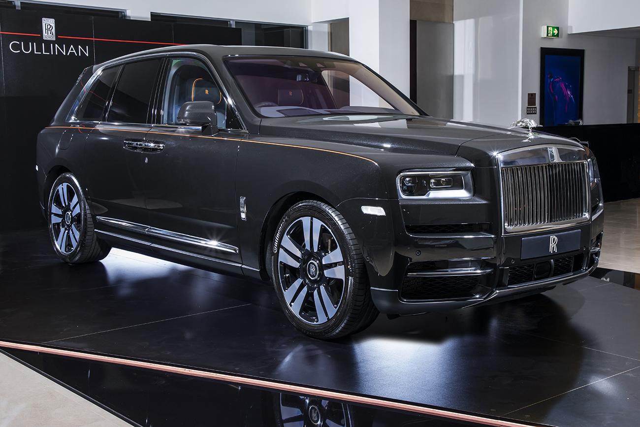 Rolls Royce Cullinan -001 » EFTM