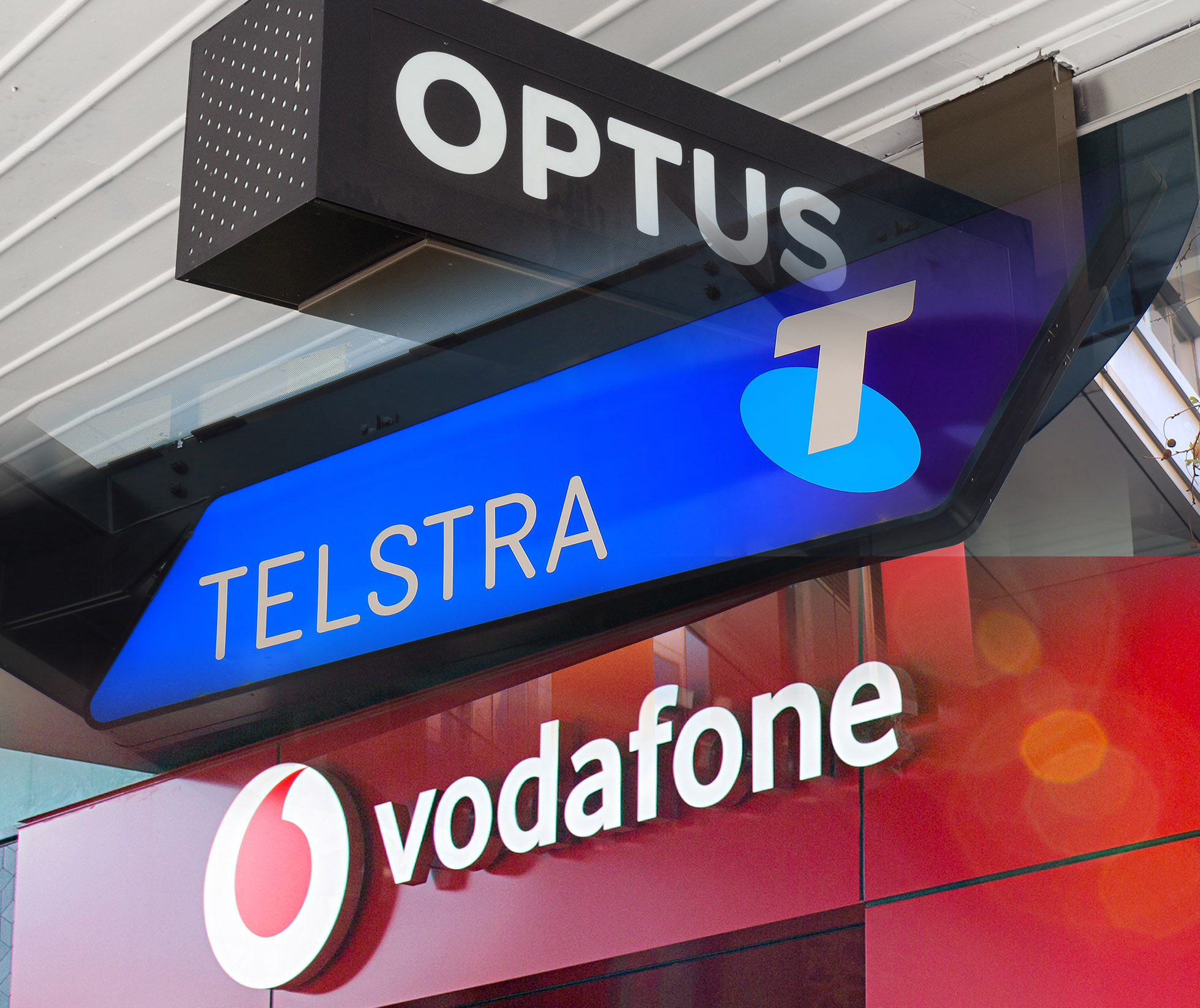 Telstra, Optus and Vodafone - Which is best? Which is