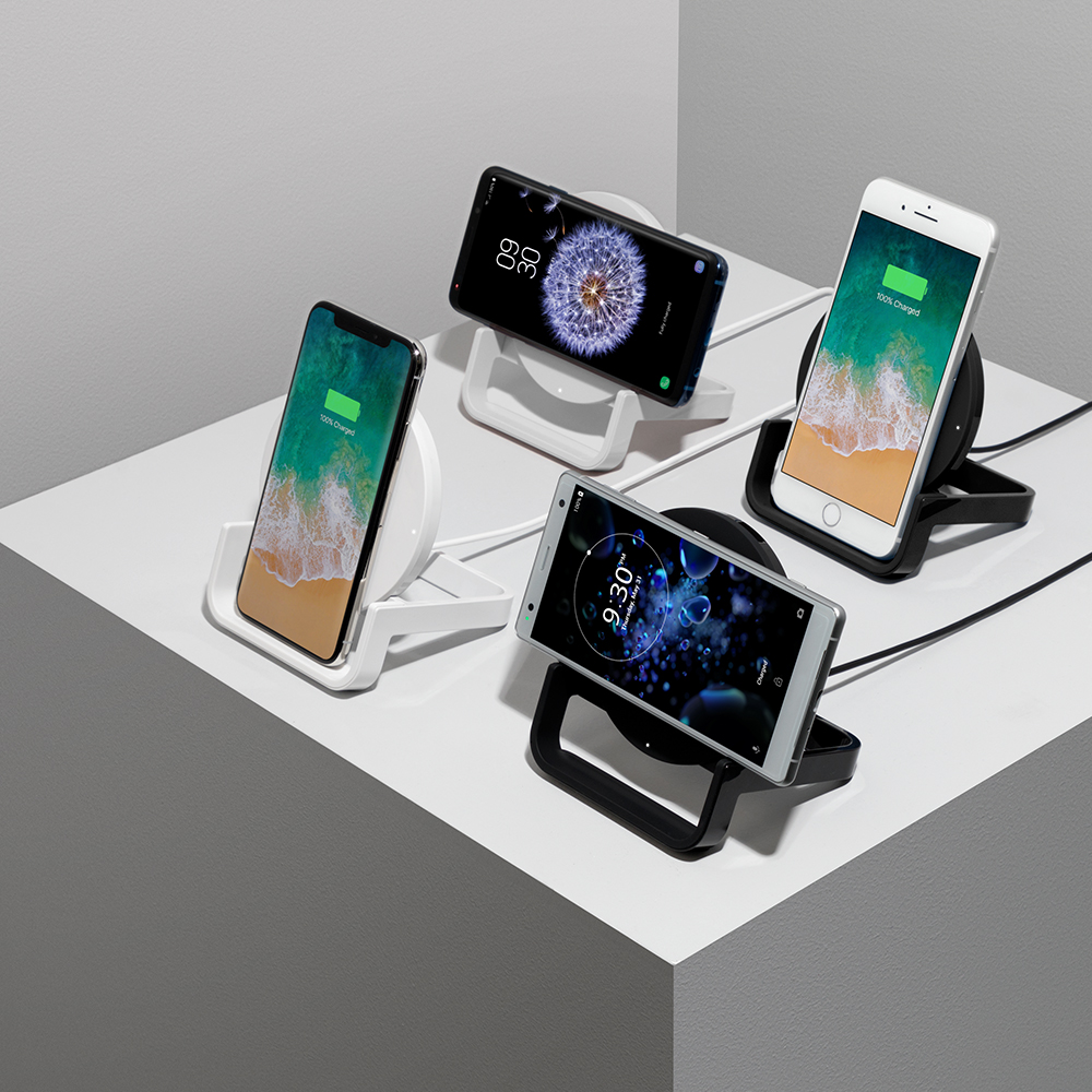 Belkin Adds More Wireless Charging To The Market Boost Up Stand And