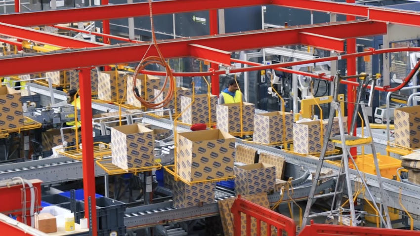 How it works: Catch com au's distribution warehouse » EFTM