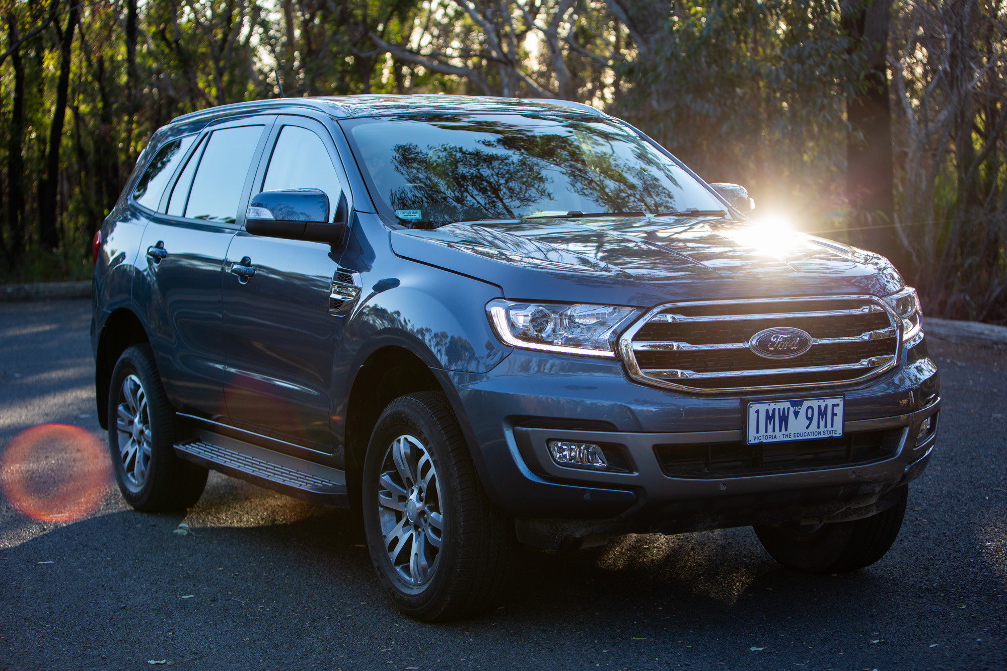 2018 Ford Everest: One Of Brand's Most Capable SUVs Ever >> 2019 Ford Everest Video Review Eftm