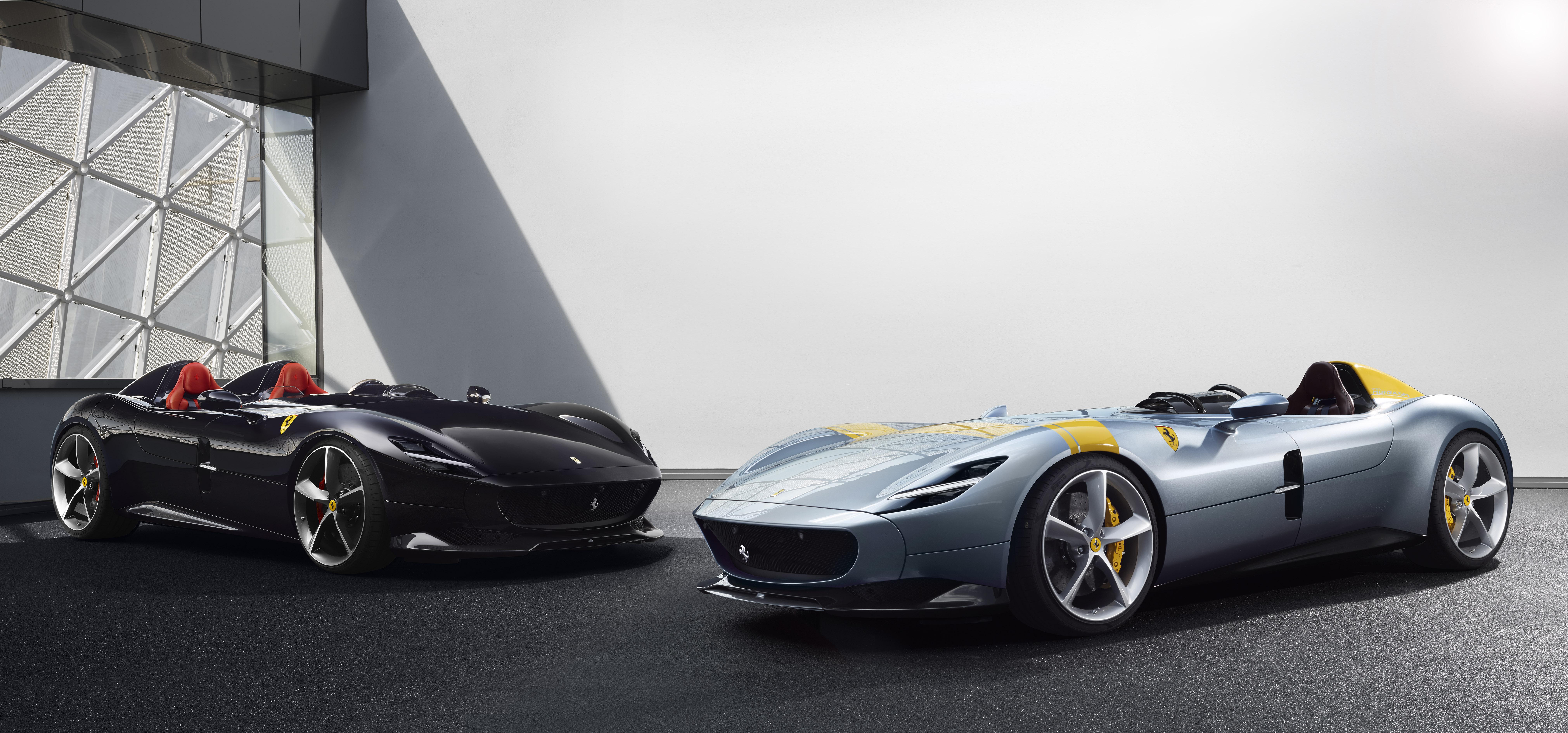 car porn alert! the ferrari monza sp1 and sp2. » eftm