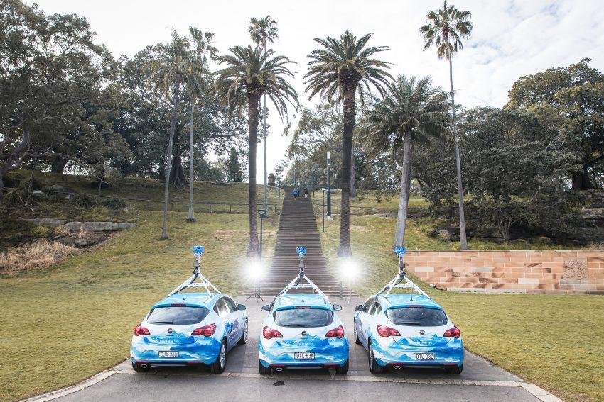 Google Street View cars score updated 360-degree cameras » EFTM