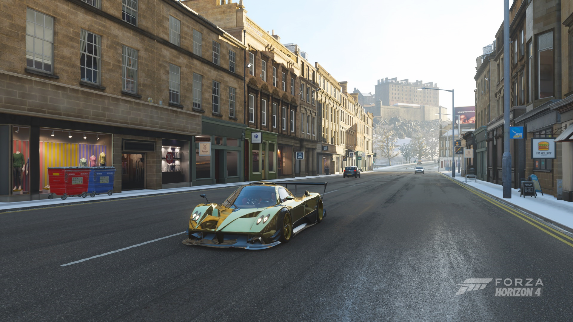 Forza Horizon 4 Review: A fresh map with a new approach to