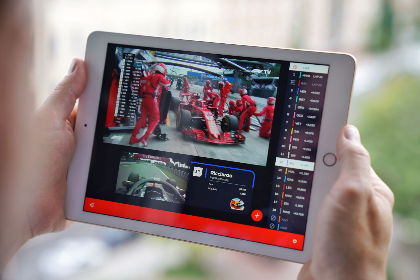 First Look: F1 TV app review - The way you want to watch Formula One
