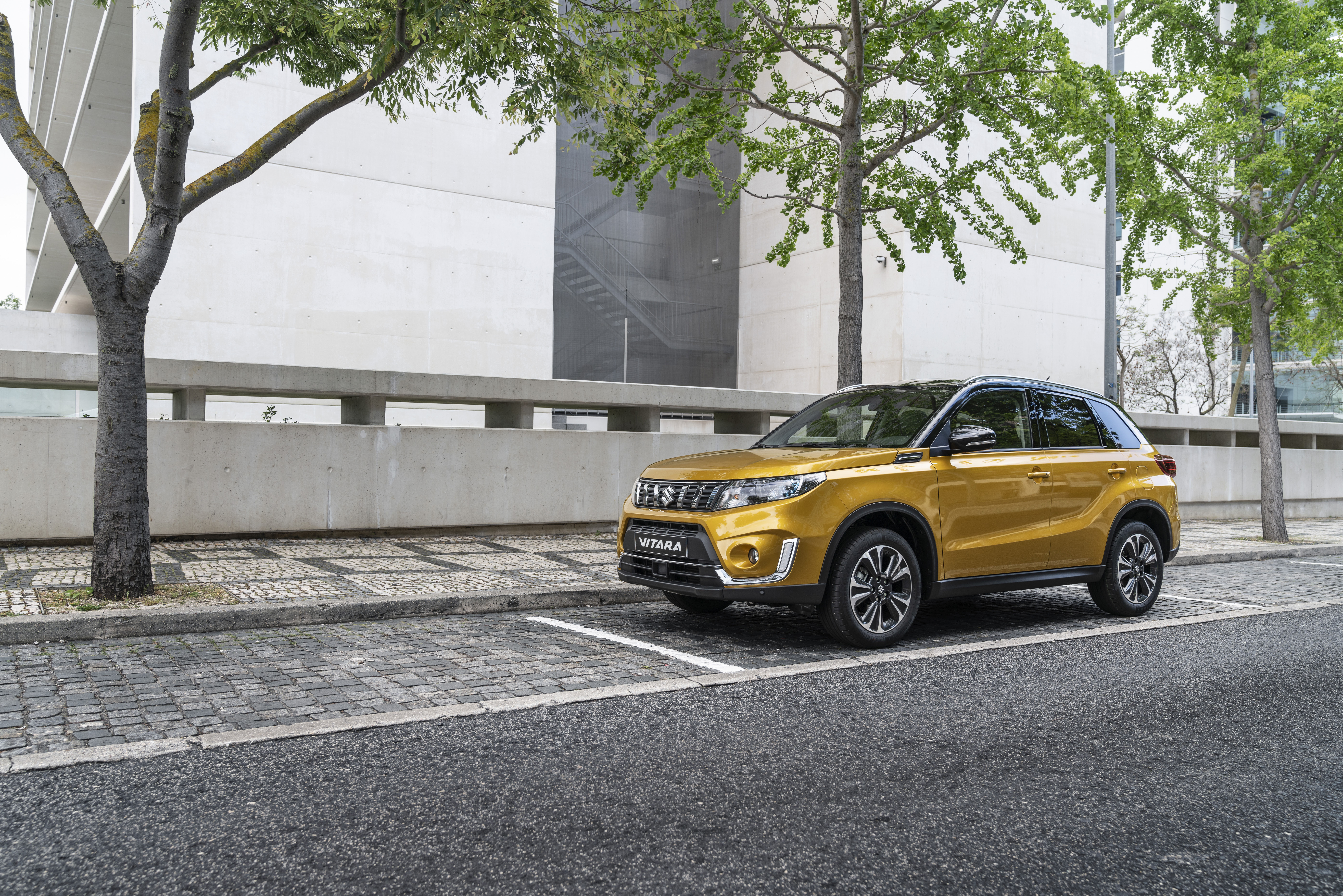 Suzuki Vitara Series Ii To Arrive In 2019 Diesel Dropped Eftm
