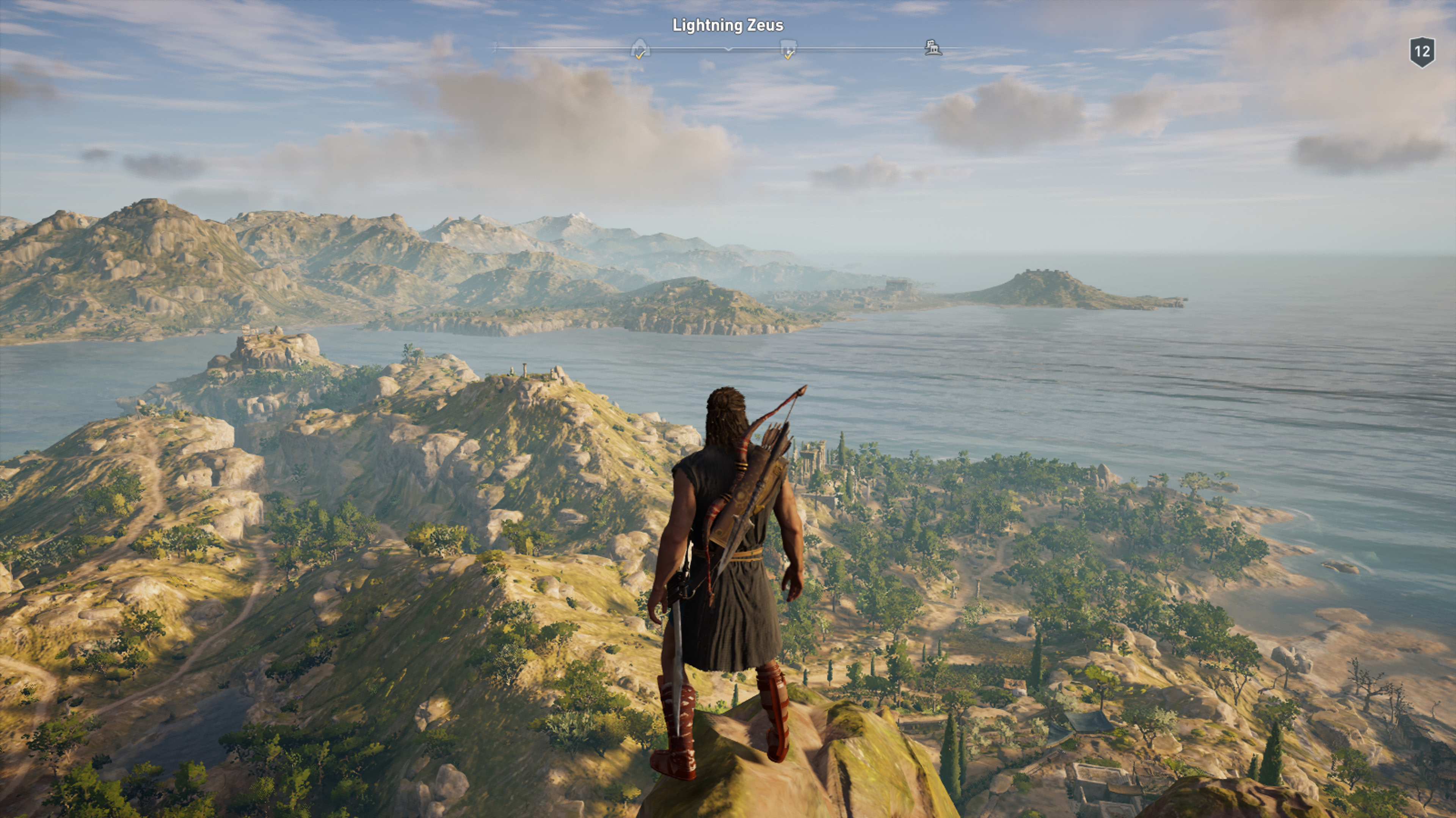 Assassin's creed odyssey cave of the oracle