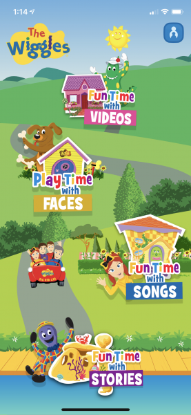 Snapchat & Instagram face filters for kids - the Wiggles new