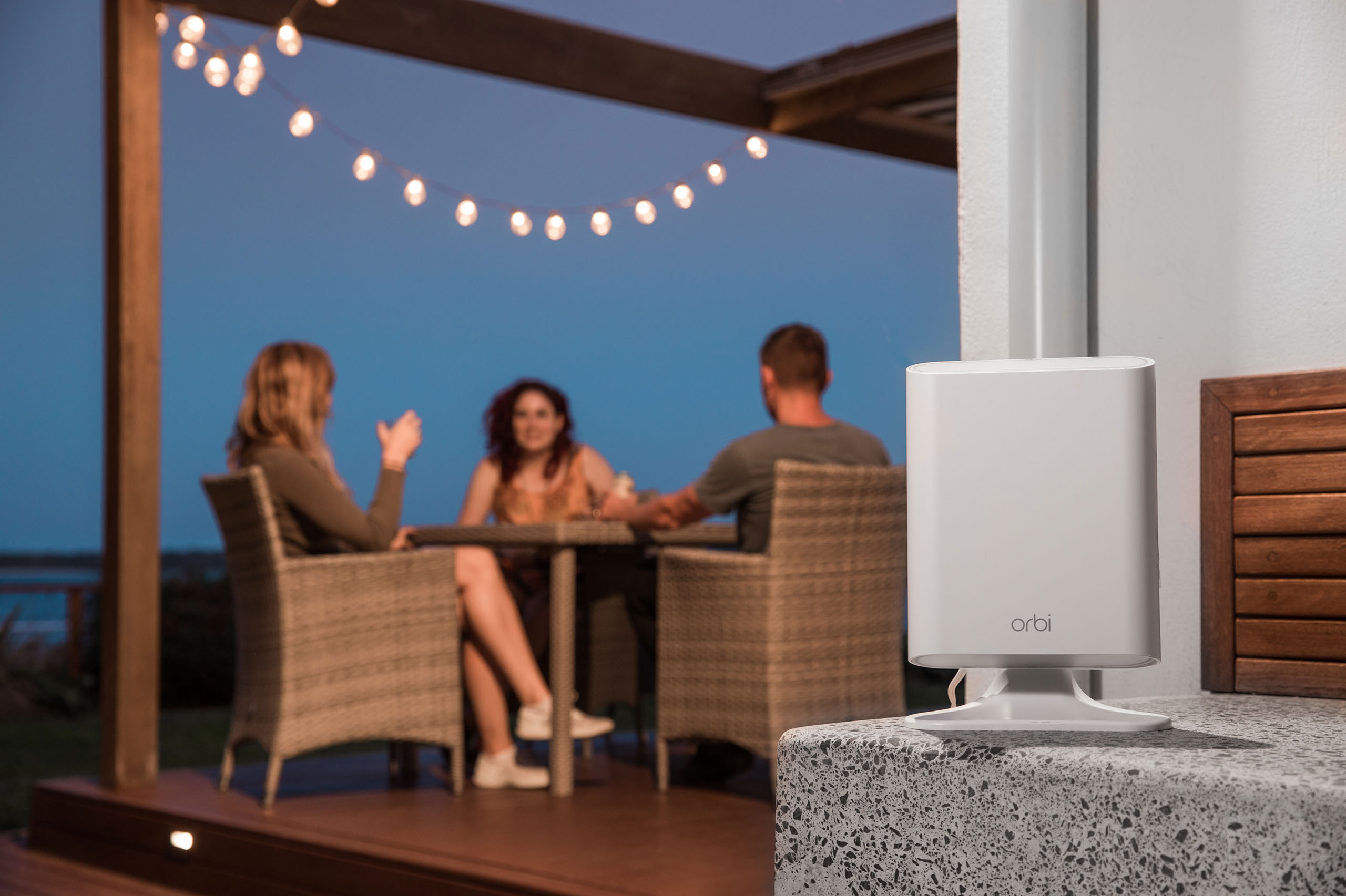 Netgear takes your WiFi outside with Orbi Outdoor » EFTM