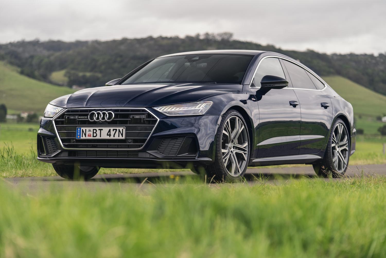 Audi A7 55 Tfsi Sportback Review Eftm