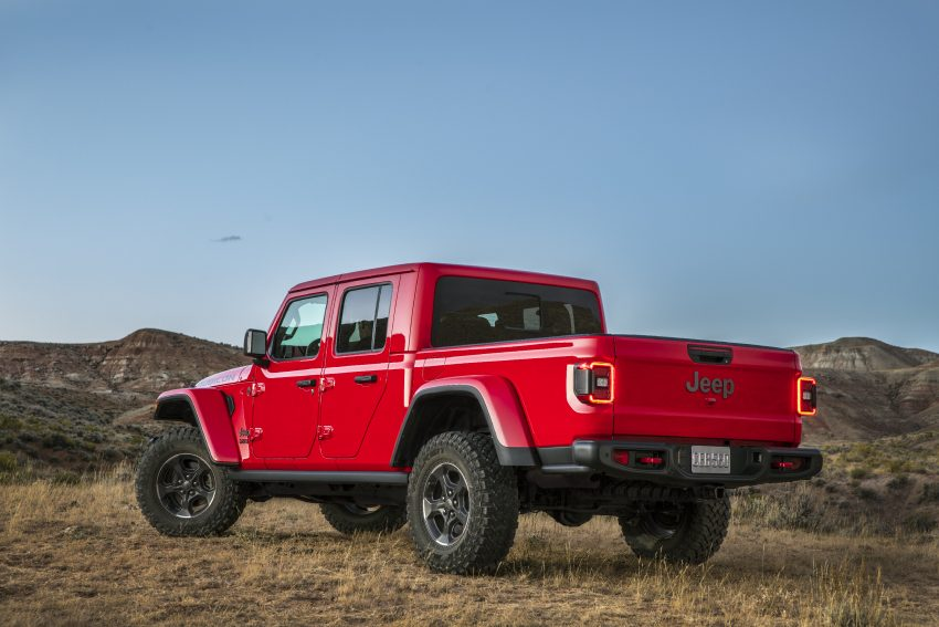 We Are Getting a Bigger Jeep - The Gladiator » EFTM