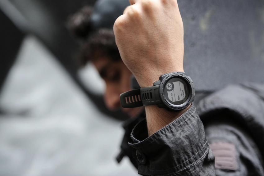 Garmin Instinct GPS Watch Review » EFTM