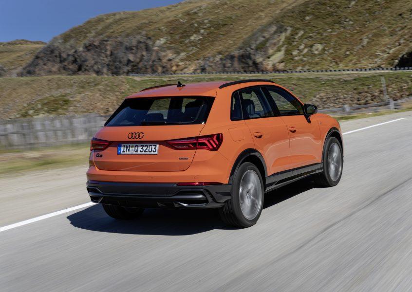 Audi Q3 - Safe as a bank according to NCAP » EFTM
