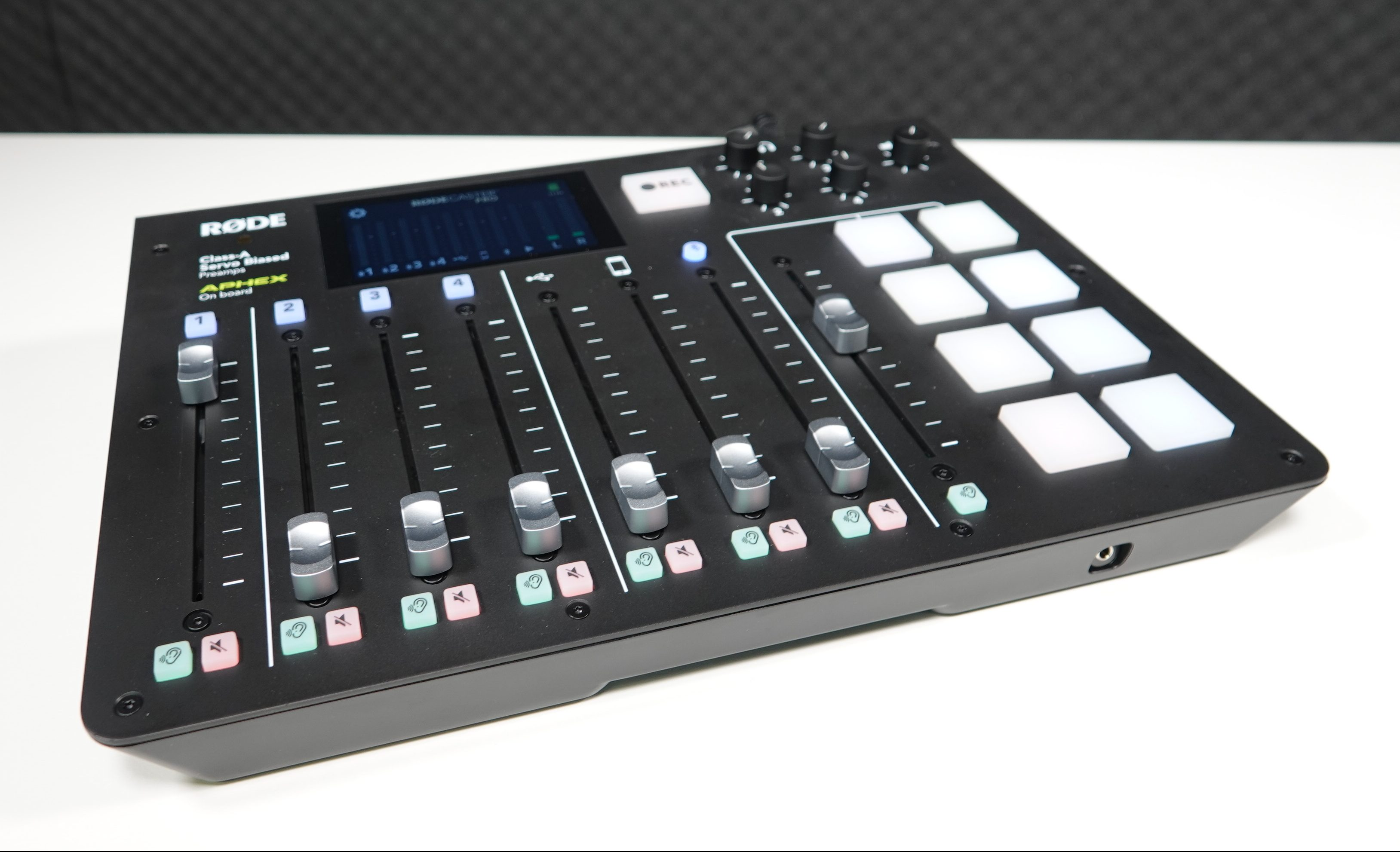 Rode adds Multitrack recording to RodeCaster Pro » EFTM