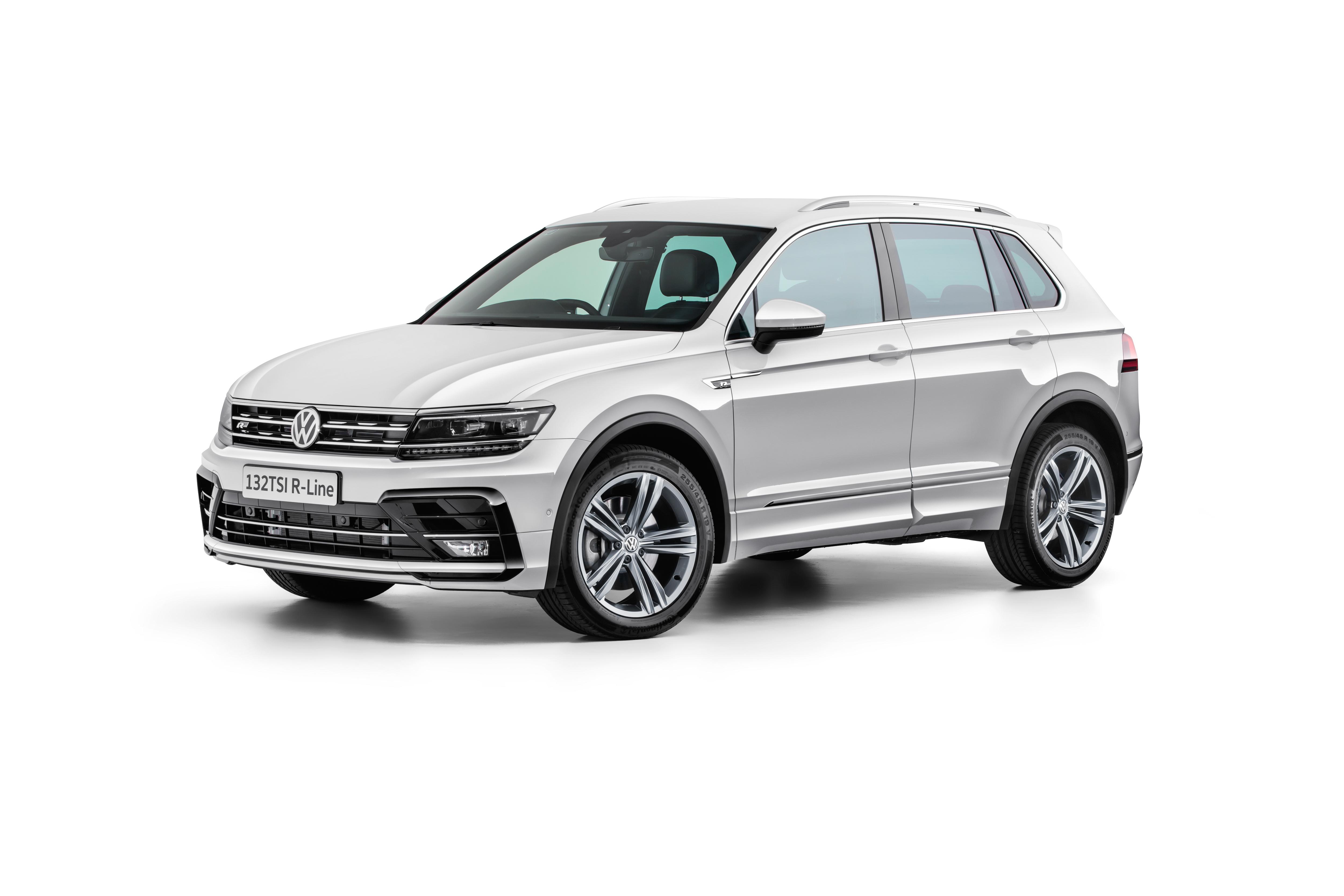Volkswagen Tiguan Gets The R Line Treatment 187 Eftm