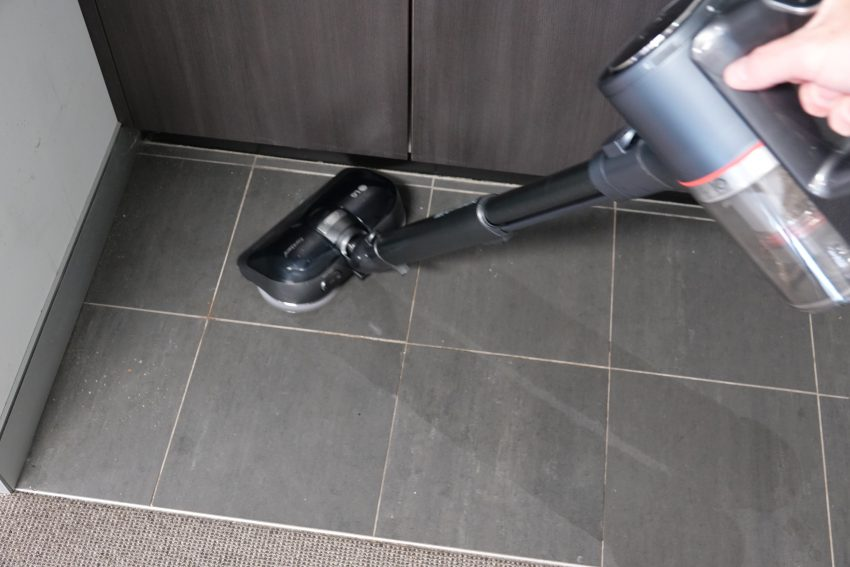 LG A9 Ultimate Vacuum Review: A proper mopping while you vacuum. » EFTM