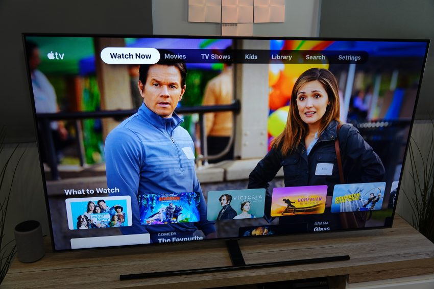 Apple TV comes to Samsung TVs as of Today  » EFTM