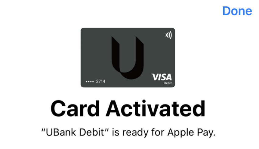 UBank adds Apple Pay - is NAB Next? » EFTM