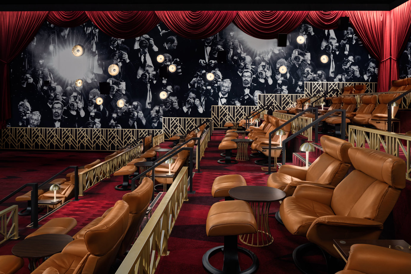 Forget Gold Class Event Cinemas Launches Boutique Movie Experience Eftm