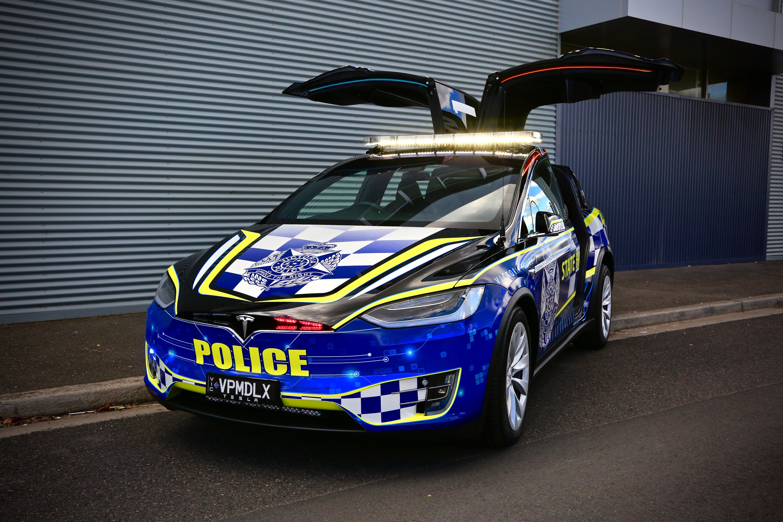 Victorian Police add Tesla Model X to fleet » EFTM