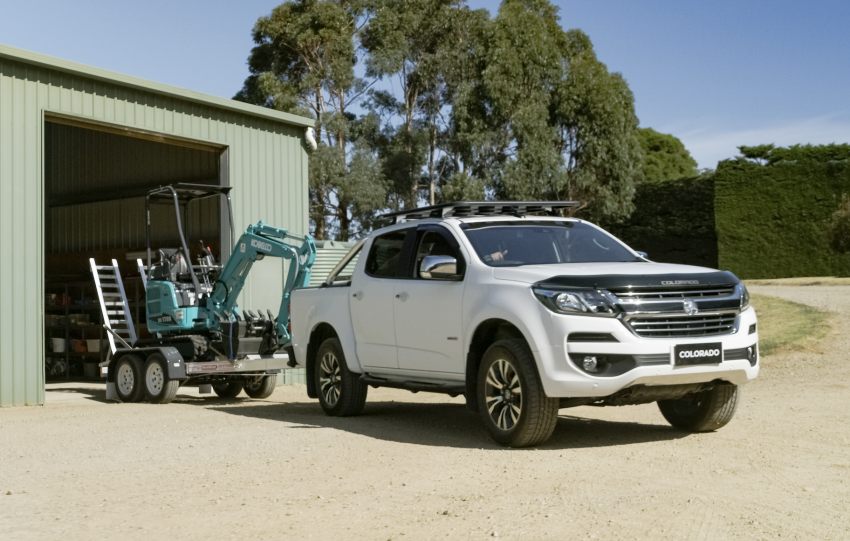 2020 Holden Colorado It S All About The Accessories Eftm