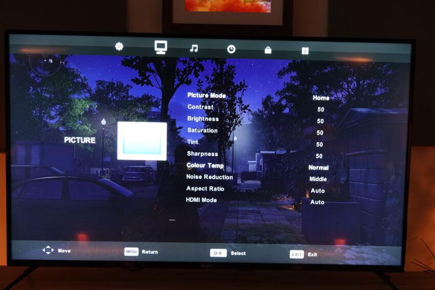 ALDI Special Buy TV Review: Bauhn 58 Inch 4K Ultra HD TV » EFTM