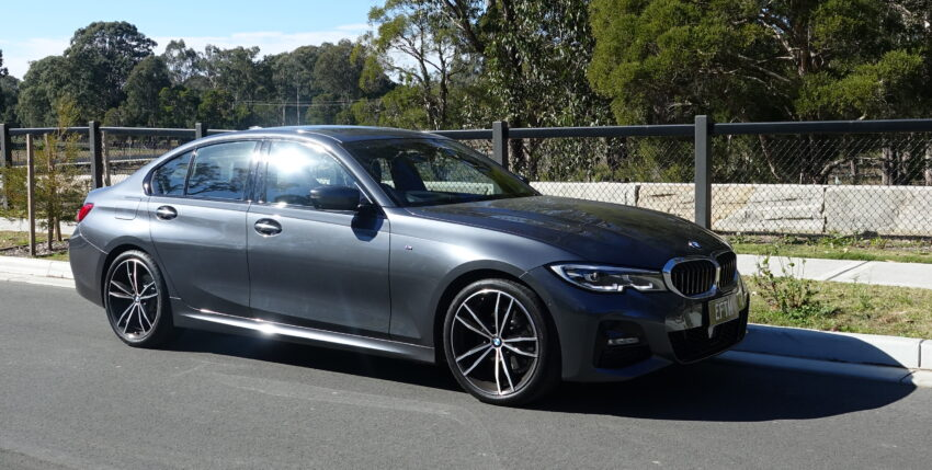 BMW 320d review - top car but give me my Apple CarPlay for free! » EFTM