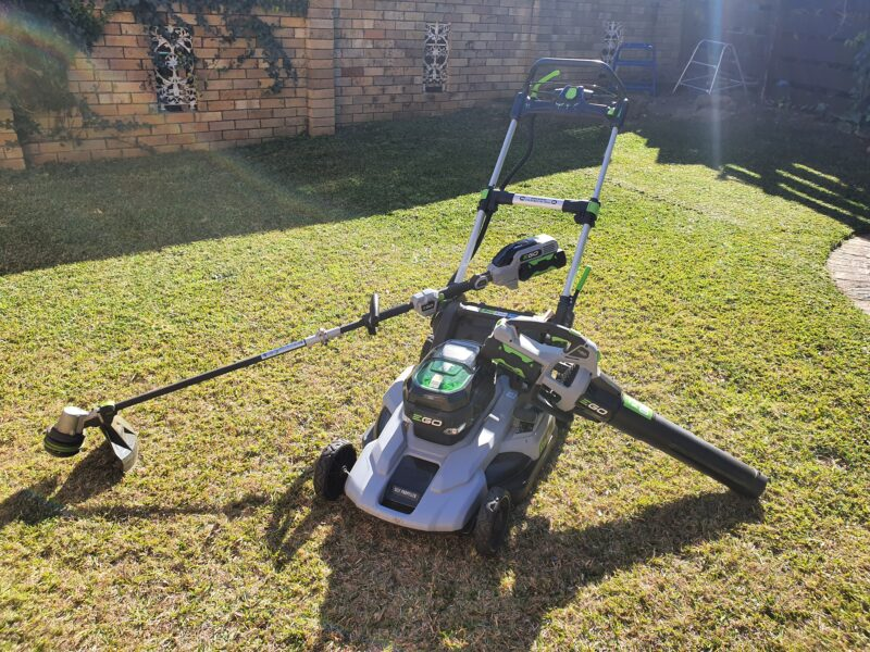 EGO Garden Power Products Review - Go Go cordless and never