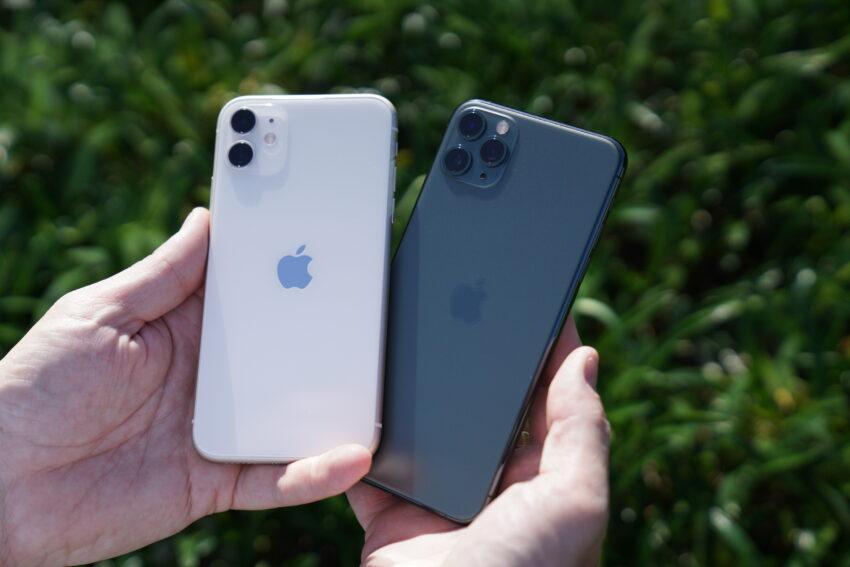 Night ride iPhone 11 case