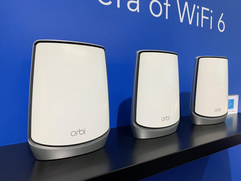 Netgear adds WiFi 6 to it's new Orbi system » EFTM