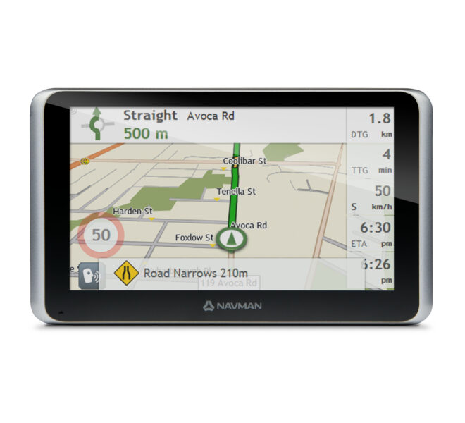Drive-DUO-SUV-Front-map » EFTM