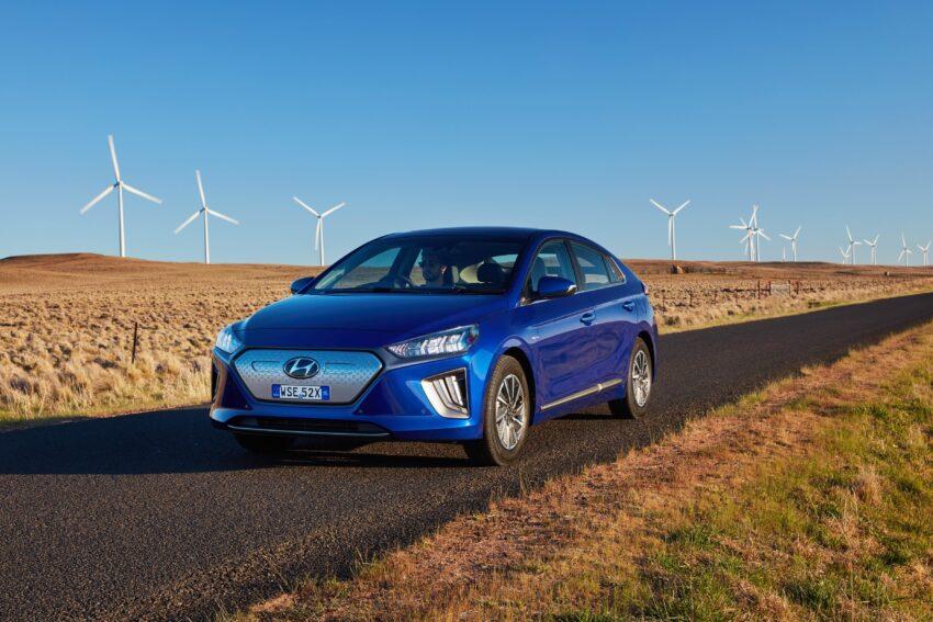 2020 hyundai ioniq electric review - it will make bathurst