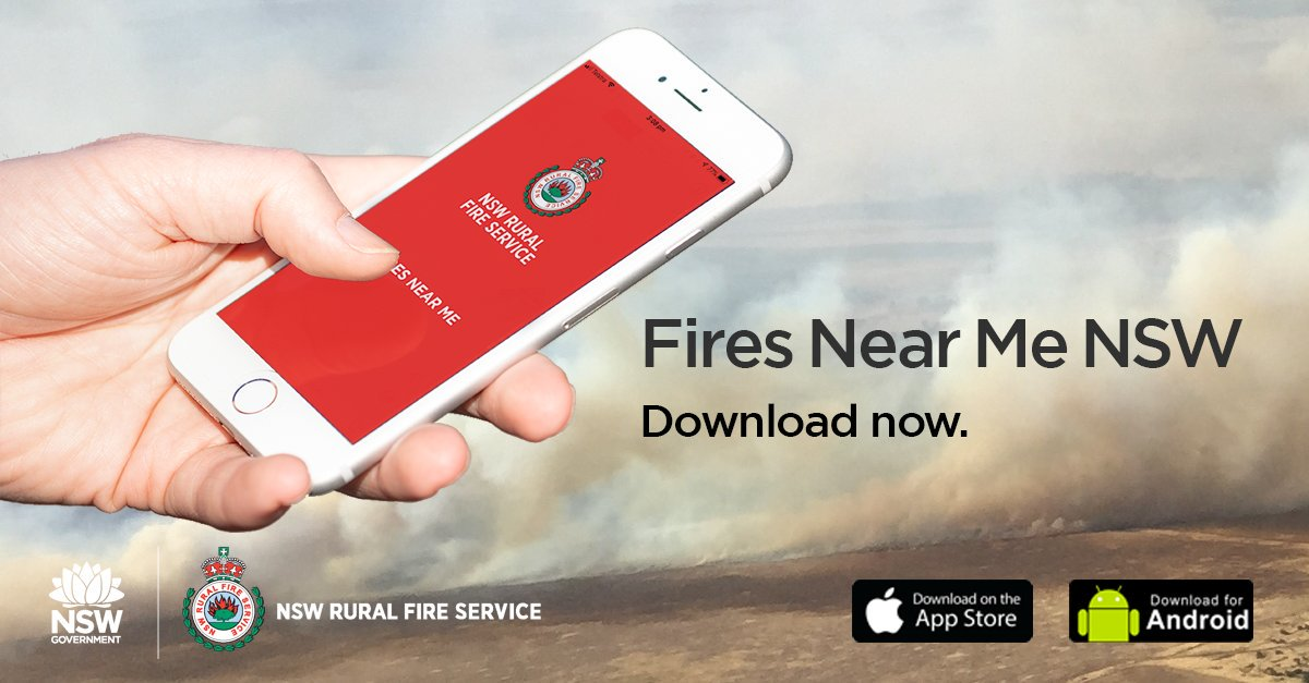 RFS app Fires Near Me hits the top of the App Store charts ...