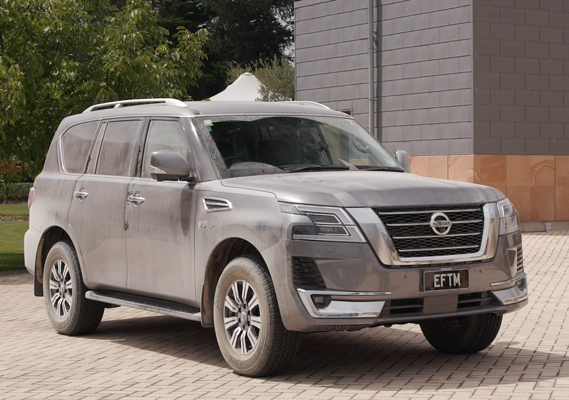 Price Nissan Patrol Y61 Diesel - Nissan Africa Export - 1817 | 820x1166