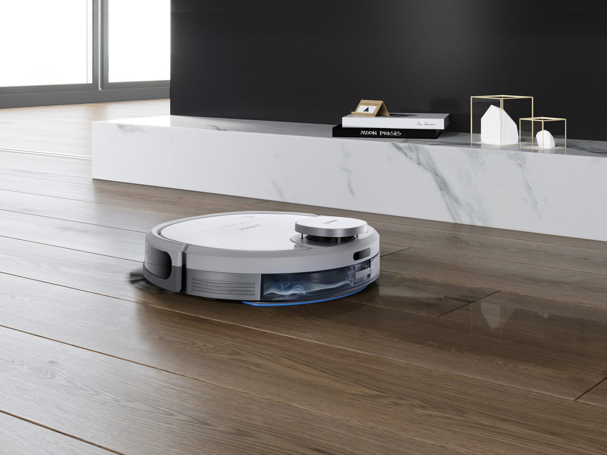 Ecovacs Deebot Ozmo 900 Robot Vacuum Hits Aldi At Just