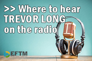 WHERE TO HEAR TREVOR LONG ON THE RADIO